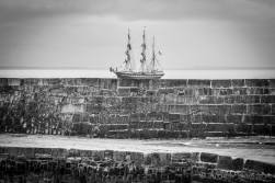 Belem - French Sail Training Ship - Jaunt with Jane