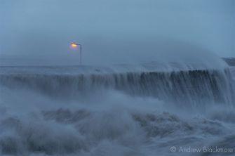 Stormy Cobb, Lyme Regis - Jaunt with Jane