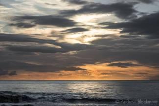Sunrise, Lyme Regis - Jaunt with Jane