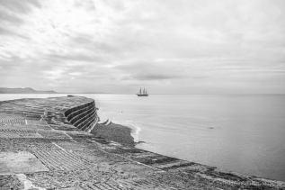 Go Back in Time, Lyme Regis - Jaunt with Jane