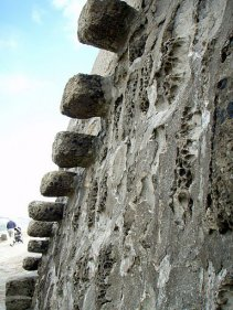 Granny's Teeth on the Cobb, Lyme Regis - Jaunt with Jane