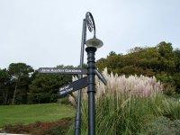 The Jane Austen Garden, Lyme Regis - Jaunt with Jane