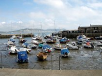 The Cobb, Lyme Regis - Jaunt with Jane