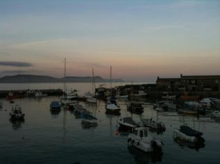 Stunning Evening in Lyme Regis - Jaunt with Jane