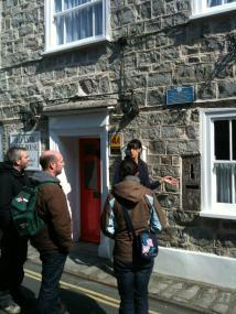 Ostler Box, Lyme Regis - Jaunt with Jane