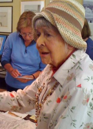 Diana Shervington, Lyme Regis - Jaunt with Jane