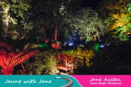 JWJ, Abbotsbury Subtropical Gardens - floodlit 18_10_15-32 (1000px)