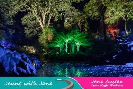 JWJ, Abbotsbury Subtropical Gardens - floodlit 18_10_15-33 (1000px)