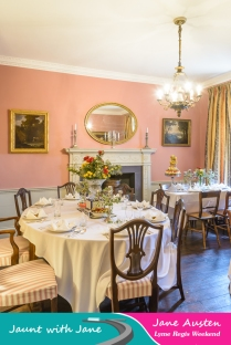 JWJ, Lyme Regis - Belmont House dinner 17_10_15-01 (1000px)