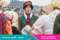 JWJ, Lyme Regis - the Guided Tour, Jane Austen Garden & Marine Parade 17_10_15-05 (1000px)