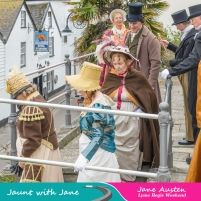 JWJ, Lyme Regis - the Guided Tour, Jane Austen Garden & Marine Parade 17_10_15-08 (1000px)