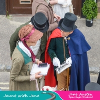 JWJ, Lyme Regis - the Guided Tour, Jane Austen Garden & Marine Parade 17_10_15-11 (1000px)