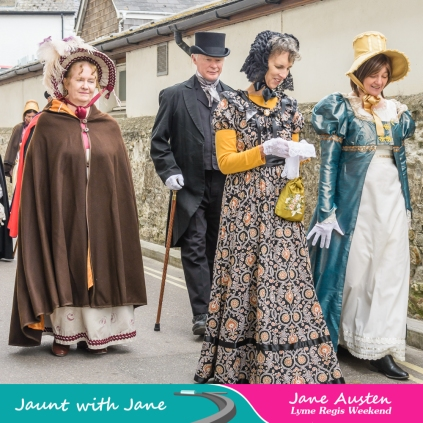 JWJ, Lyme Regis - the Guided Tour, Jane Austen Garden & Marine Parade 17_10_15-14 (1000px)