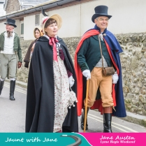 JWJ, Lyme Regis - the Guided Tour, Jane Austen Garden & Marine Parade 17_10_15-15 (1000px)