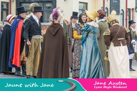 JWJ, Lyme Regis - the Guided Tour, Jane Austen Garden & Marine Parade 17_10_15-19 (1000px)