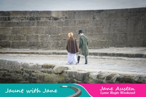 JWJ, Lyme Regis - the Guided Tour, The Cobb 17_10_15-170 (1000px)