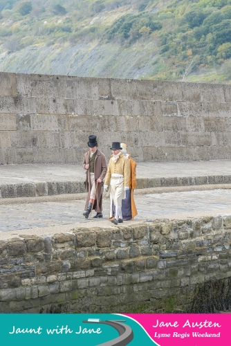 JWJ, Lyme Regis - the Guided Tour, The Cobb 17_10_15-175 (1000px)