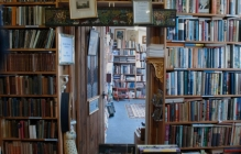 The FINEST bookshop - a warren of a place - with 8 rooms! The foundations of this bookshop are those of the inn where the Musgroves stayed in Persuasion - Jaunt with Jane
