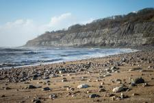 Monmouth Beach, Lyme Regis - Jaunt with Jane