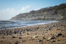 Monmouth Beach, Lyme Regis - Jaunt with Jane