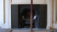 Beautiful Fireplace at Belmont