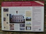 Belmont History Board