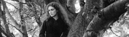 Meryl Streep in The French Lieutenant's Woman by John Fowles